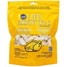 Cat-Man-Doo <b>Life Essentials Freeze Dried</b> Chicken (5 oz)   On Sale ...