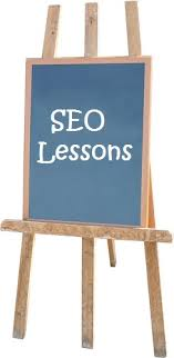 SEO Lessons quick and easy