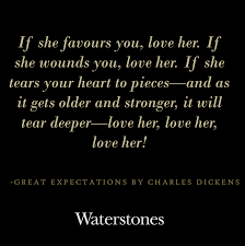 great expectations quote by danidotnoah via flickr quotes great expectations by charles dickens book quote
