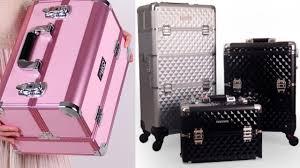 бьюти-кейс с алиэкспресс огромный <b>чемодан</b> для косметики