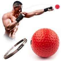 Купить Fight ball (файт бол) мяч на резинке для <b>бокса</b> ...