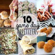 10 Best Game Day Appetizers | Self Proclaimed Foodie
