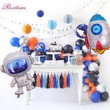 1Set <b>Dinosaur</b> Party Animal Foil <b>Balloons Happy</b> Birthday <b>Banner</b> ...