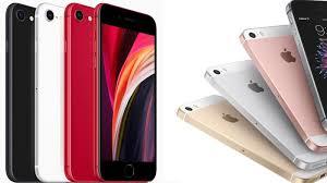 iPhone SE <b>2020</b> vs iPhone SE 2016: <b>New</b> vs Old iPhone SE