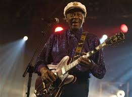 <b>Chuck Berry</b> won't sing for Johnny in election - Reuters