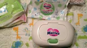 Обзор <b>детских влажных салфеток</b> Moony/ Merries/ Maneki ...