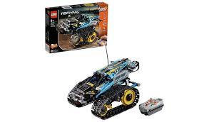 Buy <b>LEGO Technic Remote Control</b> Stunt Racer Toy <b>Car</b> - 42095 ...