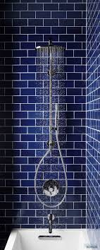 blue bathroom tile ideas: blue bathroom mandi pake ini serasa jadi raja kohler pintowin