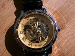Review of the <b>Winner Men's</b> Luxury Semi-Mechanical <b>Skeleton</b> ...