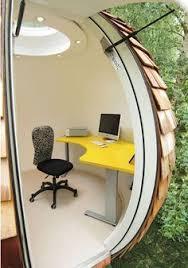 garden office pod rethinks the home workspace backyard home office pod