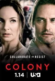 Colony Temporada 2 audio latino
