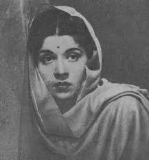 Image result for Vijayalaxmi, 1953