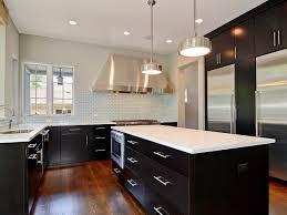 Black White Kitchen Designs L Shaped Kitchen Design Pictures Ideas Tips From Hgtv Hgtv