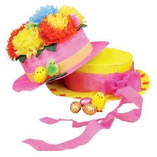 Image result for easter bonnet clipart