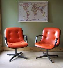 retro mid century office chair steelcase side chair accent chair on etsy chair mid century office