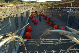 Risultati immagini per carcerati di guantanamo