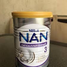 <b>Nan 3 гипоаллергенный</b> – купить в Москве, цена 400 руб ...
