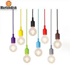 Simple <b>Creative Modern Wooden Pendant</b> Light Handmade ...
