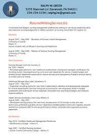 nursing program coordinator resume sample resume writing service after