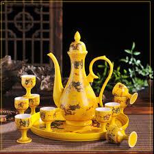 Подарочная коробка керамический фарфор Jingdezhen ...