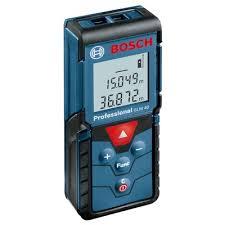 <b>Лазерный дальномер Bosch GLM</b> 40 Professional – выгодная ...