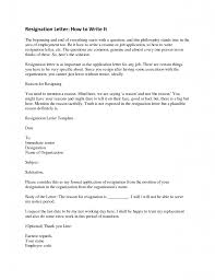cover letter resume template exit letter to employer how to write cover letter resignation letter format salution how do you write a resignation