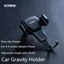 <b>KIVEE Universal Auto Car</b> Phone holder Dashboard Windshield Air ...