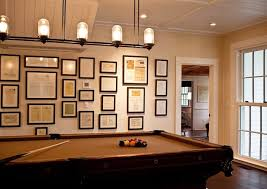 pool room view full size billiard room lighting