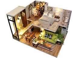 <b>Конструктор DIY House</b> Скандинавский Лофт M030 9-58-011383 ...