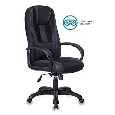 <b>Кресло компьютерное</b> игровое <b>Бюрократ VIKING</b>-9/BLACK ...