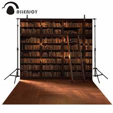 <b>Allenjoy photography backdrop</b> Different kinds <b>books</b> vintage ...