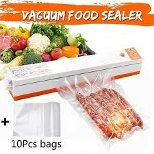 Kitchen Food Packaging <b>Machine Household Food Bag</b> Vacuum ...
