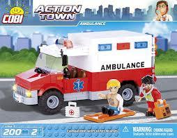 <b>Ambulance</b>. <b>COBI</b> 1763. - купить в специализированном магазине