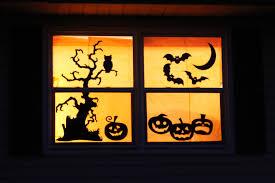 love halloween window decor:  ideas about halloween window decorations on pinterest halloween window halloween window silhouettes and spooky halloween