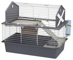 Клетка для кроликов <b>Ferplast</b> Barn 80 78х48х65 см — купить по ...