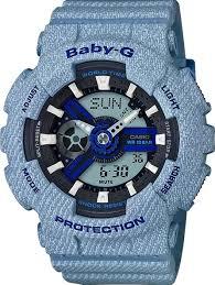 <b>Часы Casio</b> Baby-G <b>BA</b>-<b>110DE</b>-<b>2A2</b> купить. Официальная ...