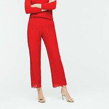 Красные высокие штаны для женский - огромный выбор по ...