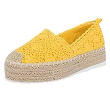 ℊeneral store <b>Women's</b> Hollow Platform Casual Shoes <b>Solid Color</b> ...