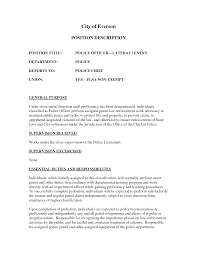 resume objective police officer professional resume cover letter resume objective police officer police officer resume sample police officer resume template rf engineer job description