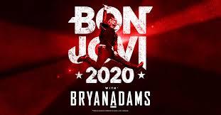 <b>Bon Jovi</b> Kicks Off 2020 With <b>New</b> Album And Tour - Live Nation ...