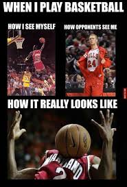 Basketball meme | Basketball Memes :) | Pinterest | Basketball and ... via Relatably.com