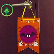 Halloween Banner Bat Hanging Decoration <b>Halloween Decoration</b> ...