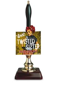 Dizzy's <b>Twisted Sister</b>