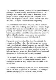 sample essay in apa format  This image shows the first page of an MLA paper