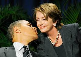 Image result for obama kisses p