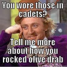 funny cadets - quickmeme via Relatably.com