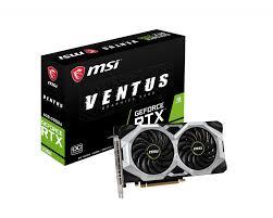 <b>MSI</b> GeForce <b>RTX 2060</b> VENTUS 6G OC