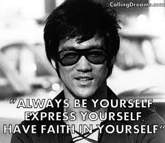 Bruce Lee authenticity