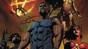 The <b>Avengers</b> discover a <b>new superhero</b> team in this Strikeforce #1 ...