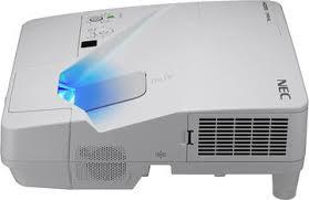 <b>NEC UM301W</b> WXGA <b>LCD Projector</b>